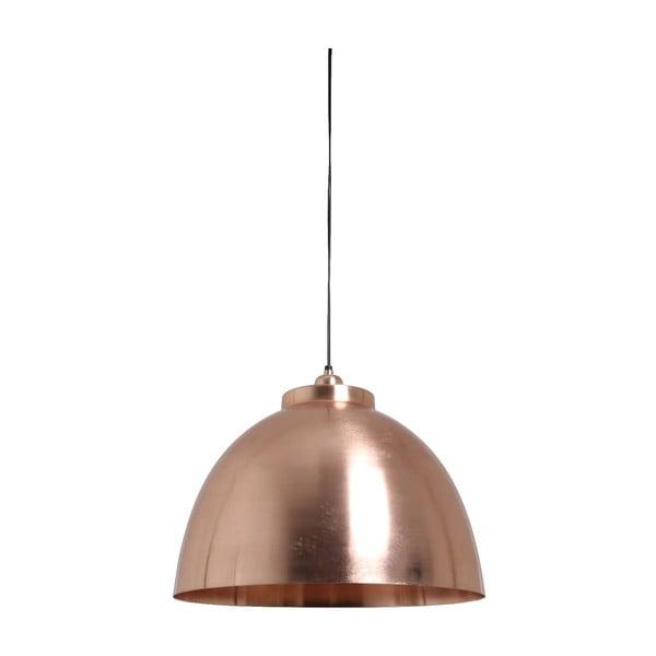 Závěsné světlo Kylie Rose Gold, 45 cm
