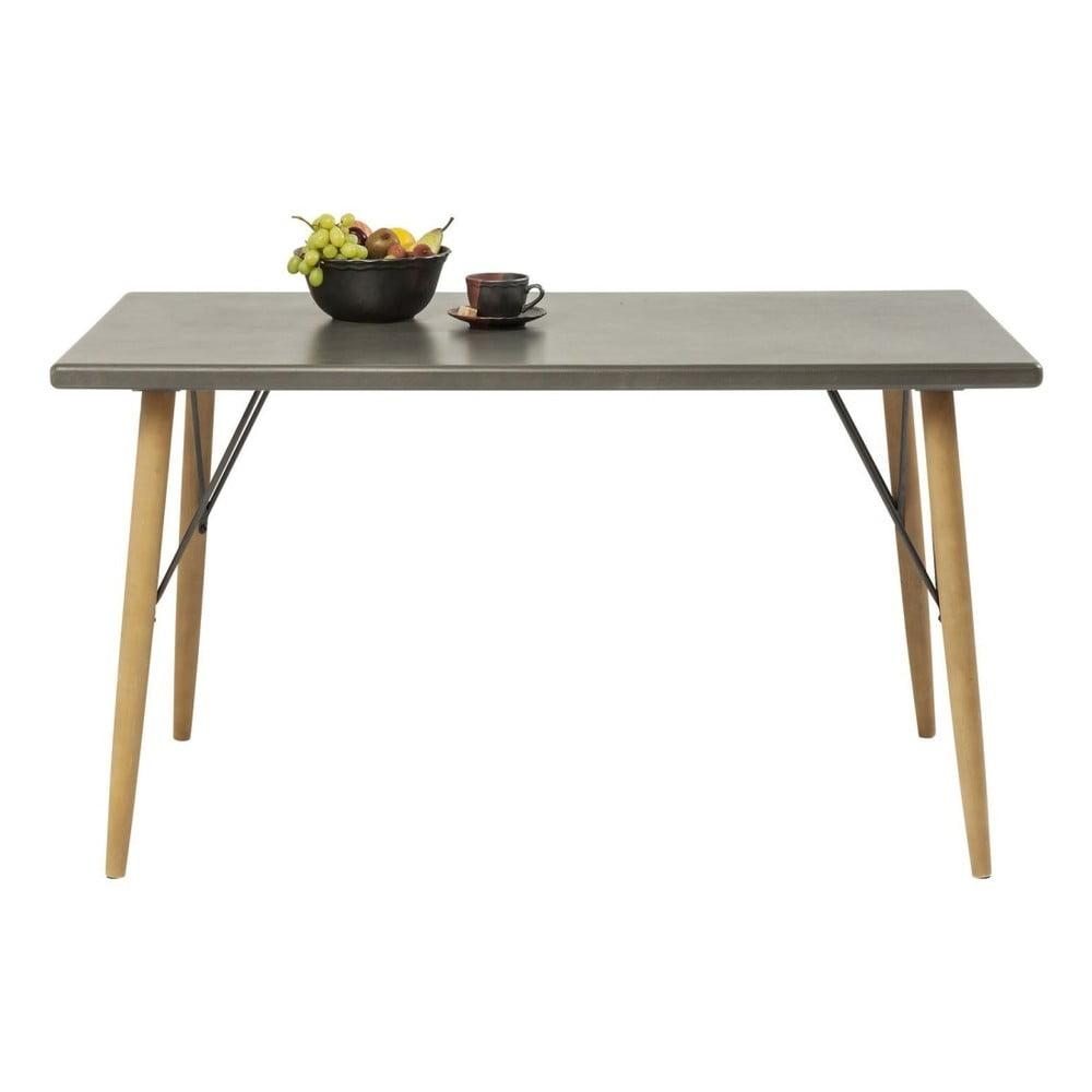 Jídelní stůl Kare Design Factory, 140 x 80 cm
