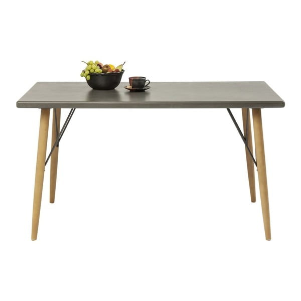 Jídelní stůl Kare Design Factory, 140x80cm