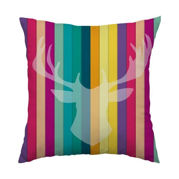 Polštář Color Deer, 40x40 cm