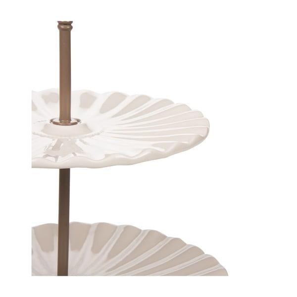 Dvoupatrový stojan Alzata, 23 cm