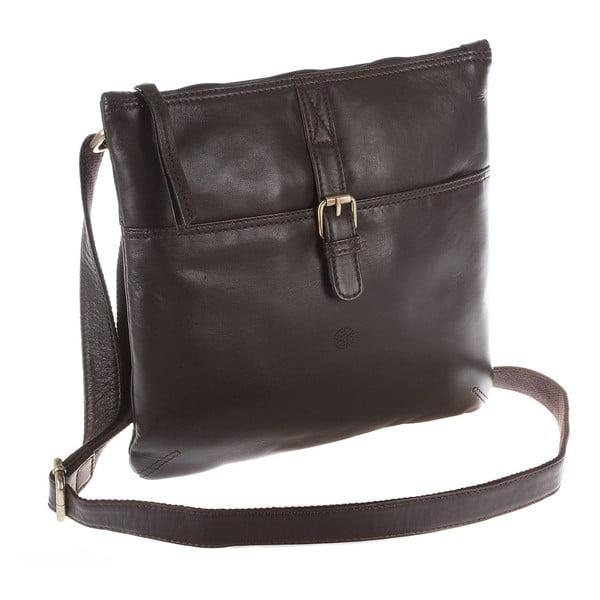 Dámská kožená taška Odella Brown