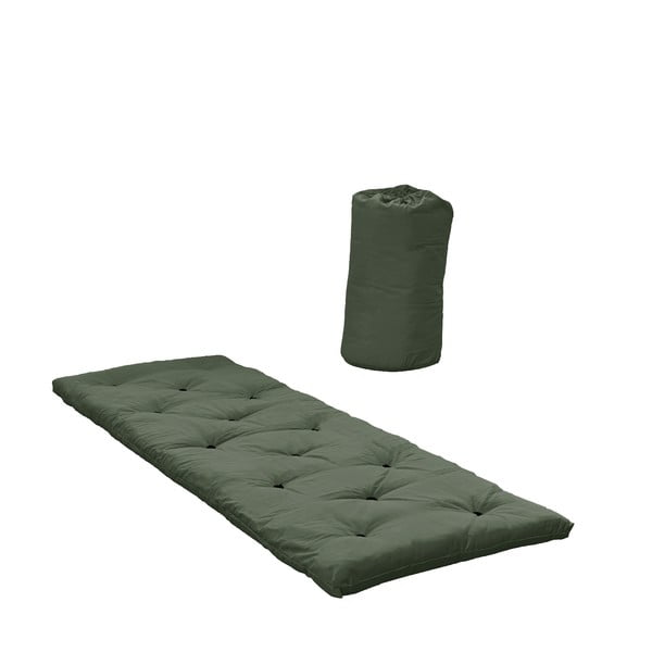 Bed In A Bag Olive Green zöld vendégágy - Karup Design