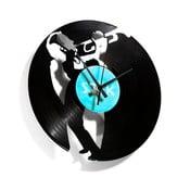Vinylové hodiny Jazz