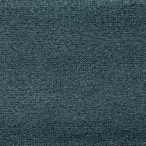 Modrá 2místná pohovka s černými nohami Vivonita Johan