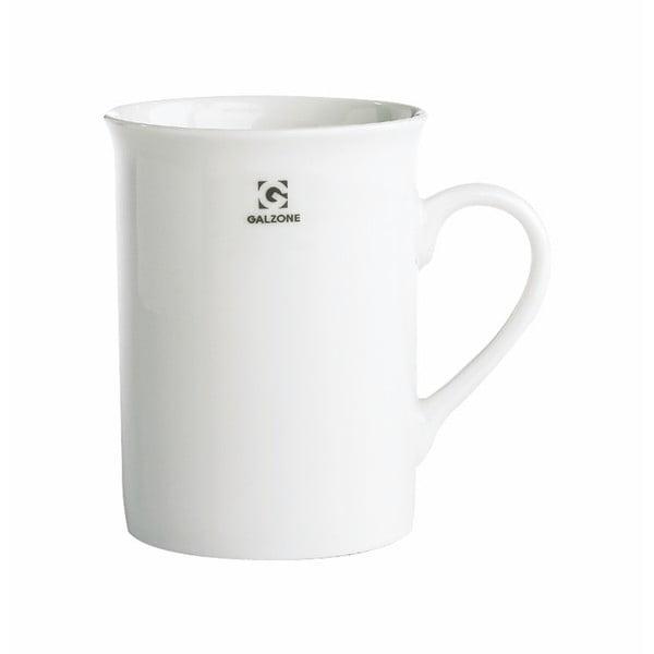 Porcelánový hrnek KJ Collection Simple Straight, 280 ml