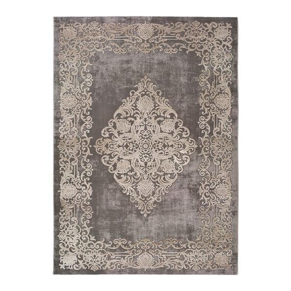 Šedý koberec Universal Izar Ornaments, 60x120cm