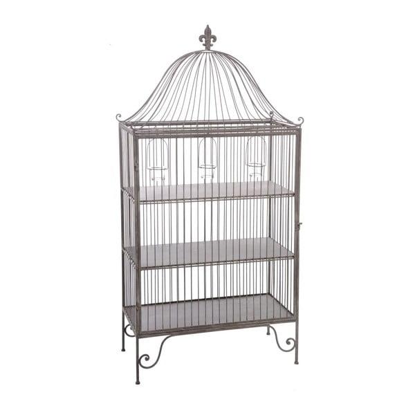 Kovová skříňka Cage
