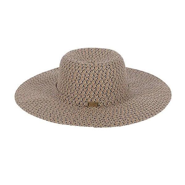 Slaměný klobouk Brown