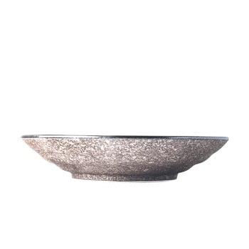 Bol servire din ceramică MIJ Earth,ø29cm, bej