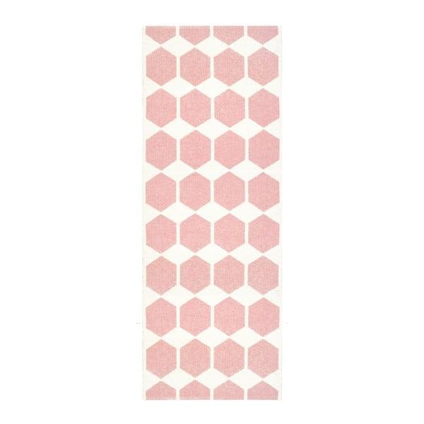 Vinylový koberec Pink