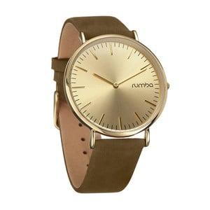 Dámské hodinky SoHo Suede Olive