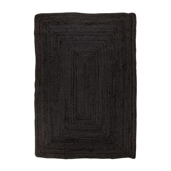 Covor House Nordic Bombay Rug, 90 x 60 cm, negru