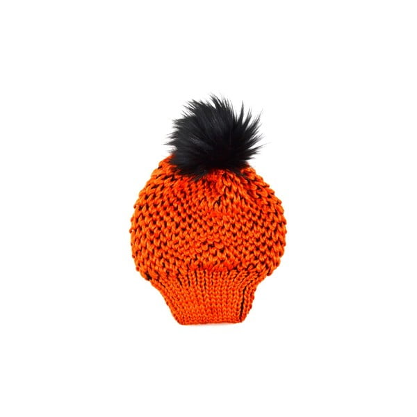 Dámská čepice Beret Orange