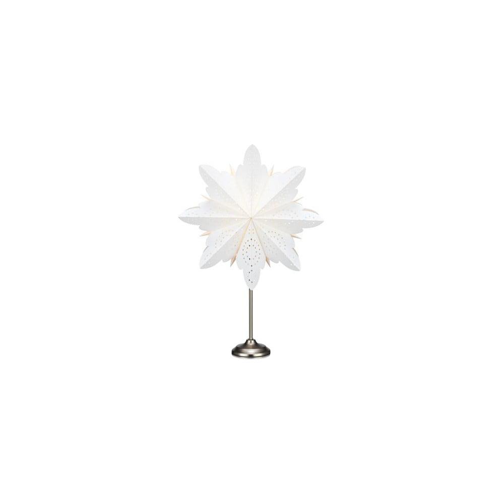 Alsko stojací svítící dekorace alsko, bílá | bonami