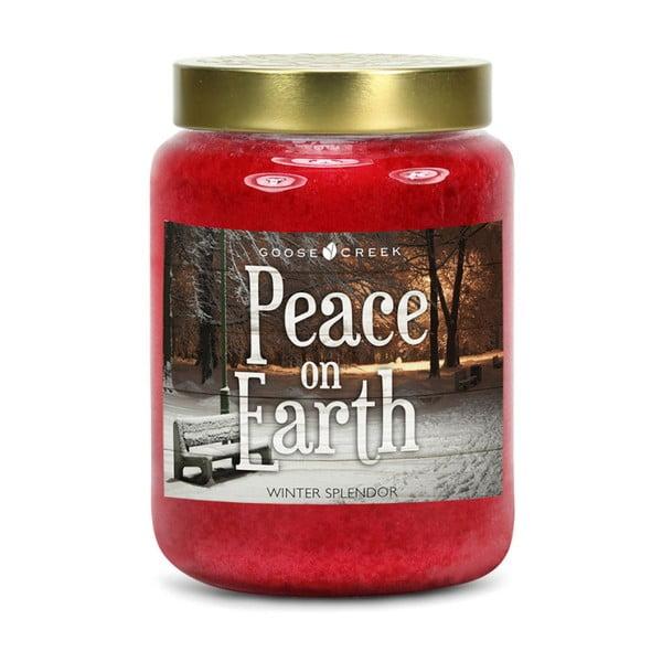 Lumânare parfumată Goose Creek Winter Splendor, 150 ore de ardere