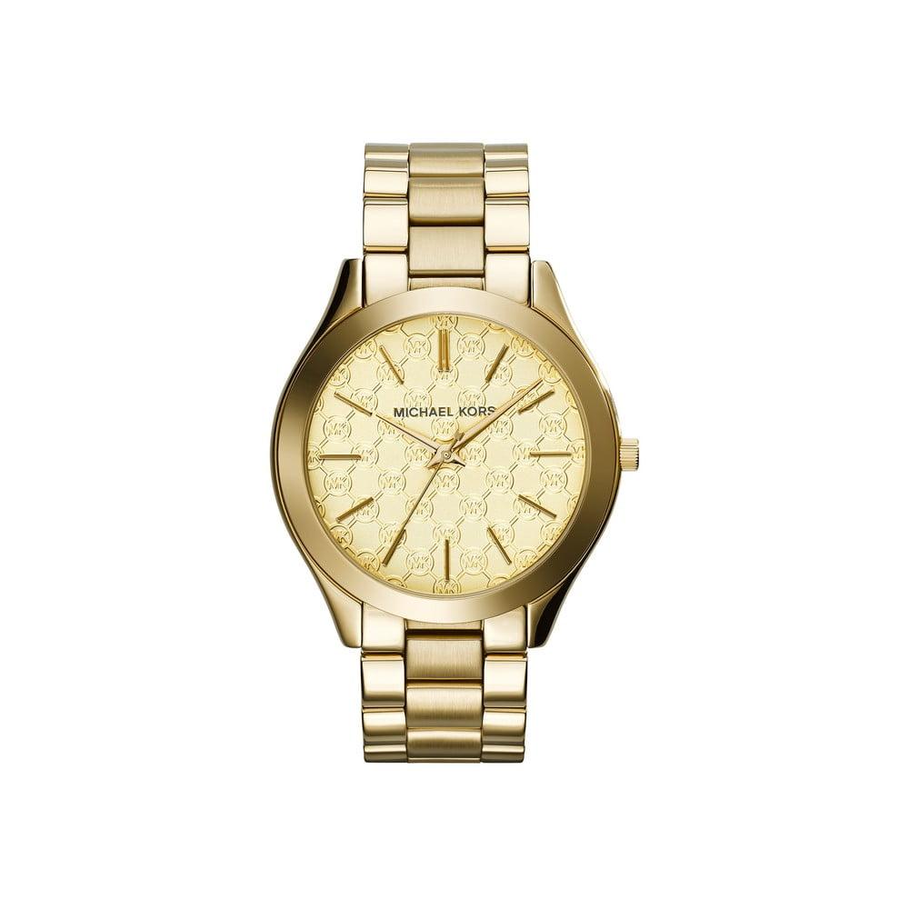 0d1e91ea38f Dámské hodinky zlaté barvy Michael Kors