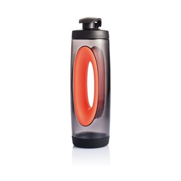 Czerwona butelka sportowa XD Design Bopp Sport,550ml