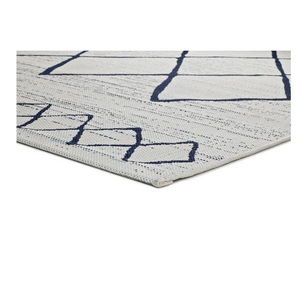 Bílý koberec vhodný i na ven Universal Elba, 120 x 170 cm