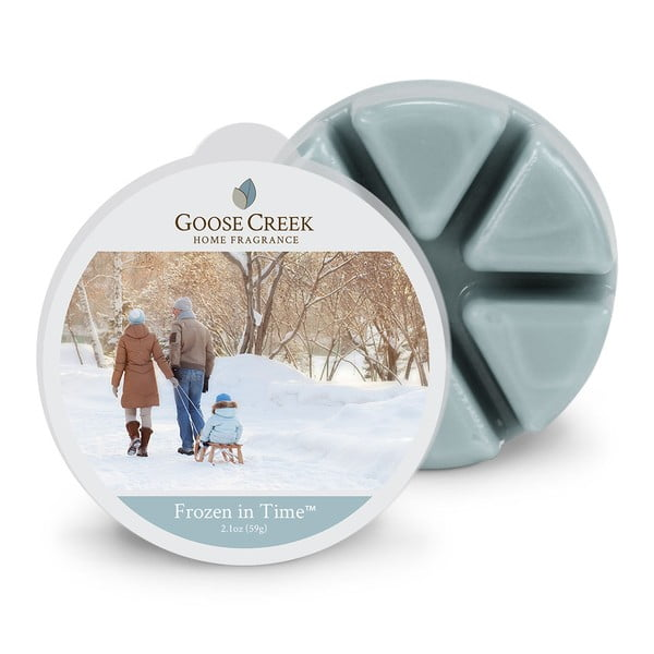 Ceară aromată pentru lămpi aromaterapie Groose Creek Frozen In Time, 65 ore de ardere