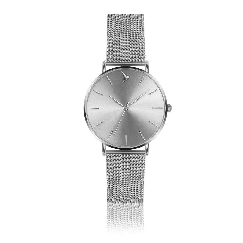 Dámské hodinky s páskem z nerezové oceli ve stříbrné barvě Emily Westwood  Top fac114925b