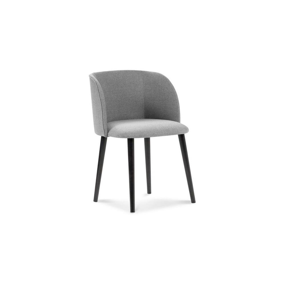 Produktové foto Světle šedá jídelní židle Windsor & Co Sofas Antheia