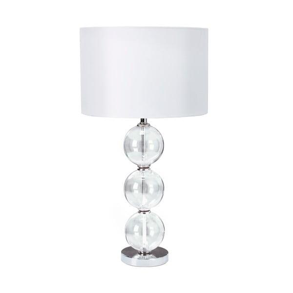 Stolní lampa Balls Chrome