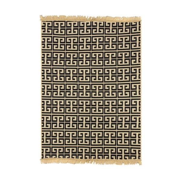 Tee bézs-kék szőnyeg, 120 x 180cm - Ya Rugs