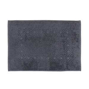 Tmavě šedá koupelnová předložka Betty,50x70cm