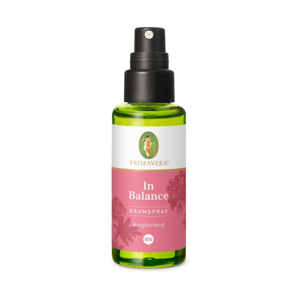 Spray de cameră Primavera In Balance, 50 ml