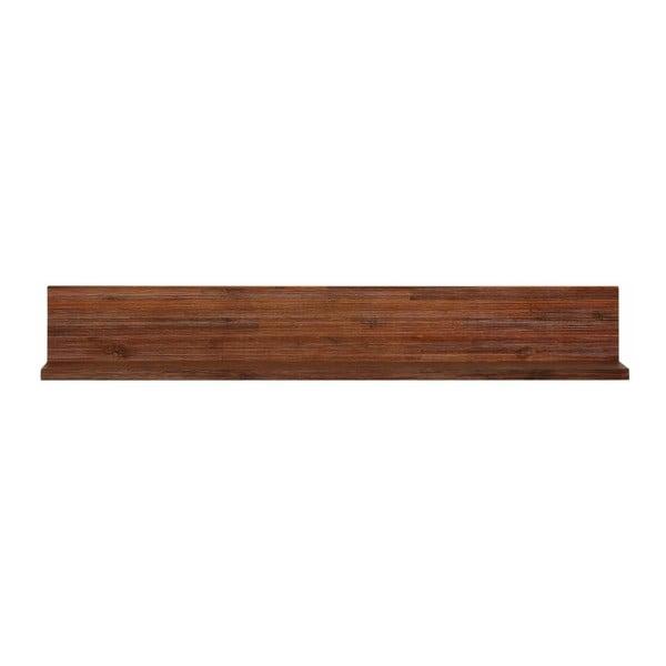 Półka z litego drewna akacjowego Støraa Congo