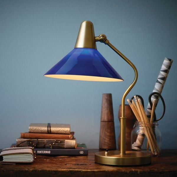 Stolní lampa Martello Blue