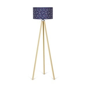 Lampadar Kate Louise Naturel Navy