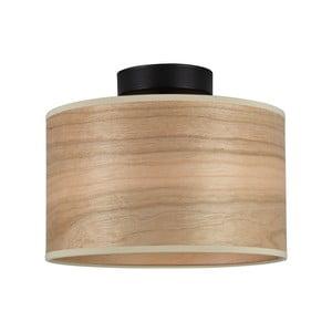 Stropní svítidlo se stínidlem ze dřeva třešně Sotto Luce TSURI S