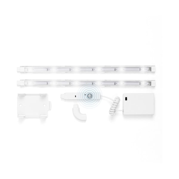 Sada 2 LED pásiek s pohybovým senzorom InnovaGoods