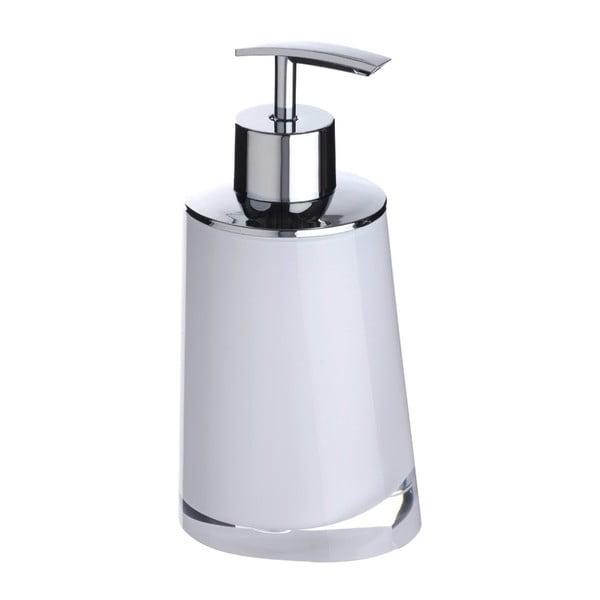 Biały dozownik do mydła Wenko Paradise