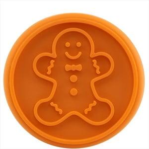 Ștampilă din lemn pentru fursecuri Butlers Gingerbread , ⌀ 7 cm