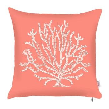 Față de pernă Apolena Coral, 43 x 43 cm imagine