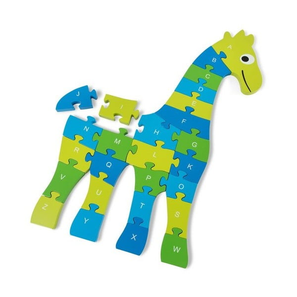 Dětské puzzle Giraffe