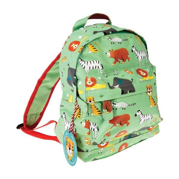 Malý detský batoh so zvieratkami Rex London