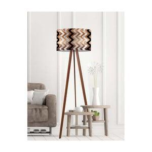 Stojací lampa Triangle