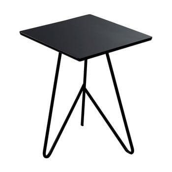 Măsuță auxiliară Design Twist Padang, negru de la Design Twist