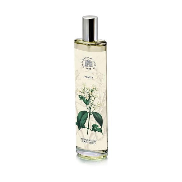 Interiérový vonný sprej s vôňou jasmínu Bahoma London Fragranced, 100 ml