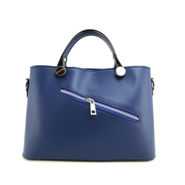 Kožená kabelka Adelaide Blue