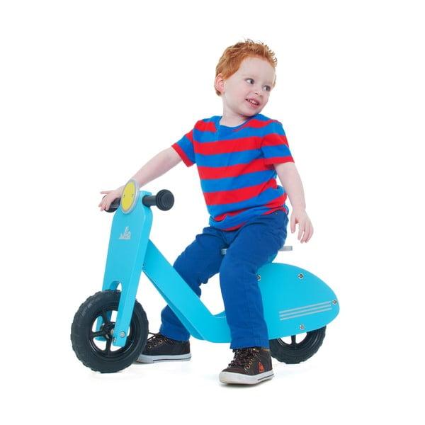 Odrážedlo Scooter, modré