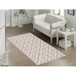 Odolný koberec Vitaus Art Bej, 60x90cm