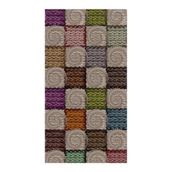 Odolný koberec Vitaus Miteo, 100 x 160 cm