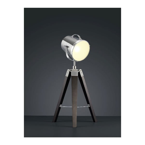 Stolní lampa Antwerp Chrome