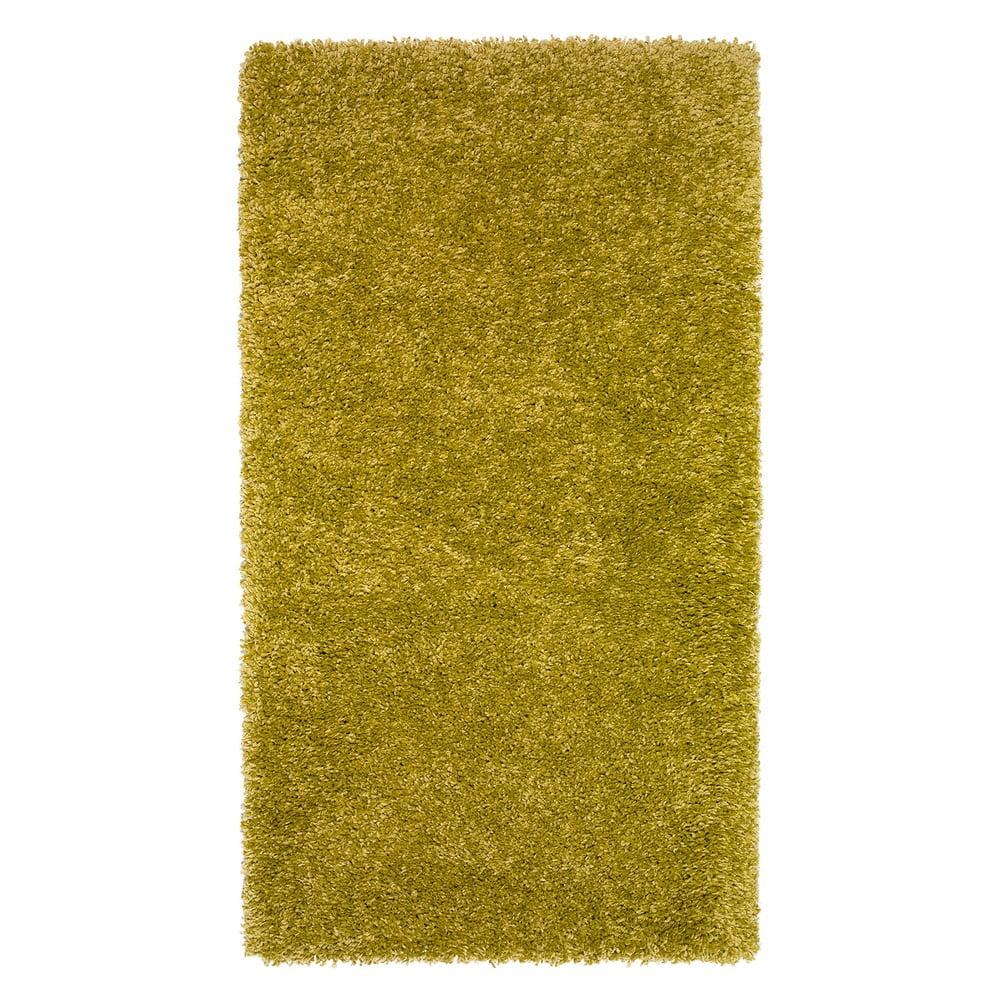 Zelený koberec Universal Aqua, 125 x 67 cm