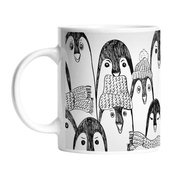 Keramický hrnek Penguin Between Penguins , 330 ml